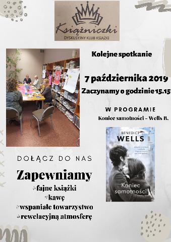 Dyskusyjny Klub Książki Książniczki